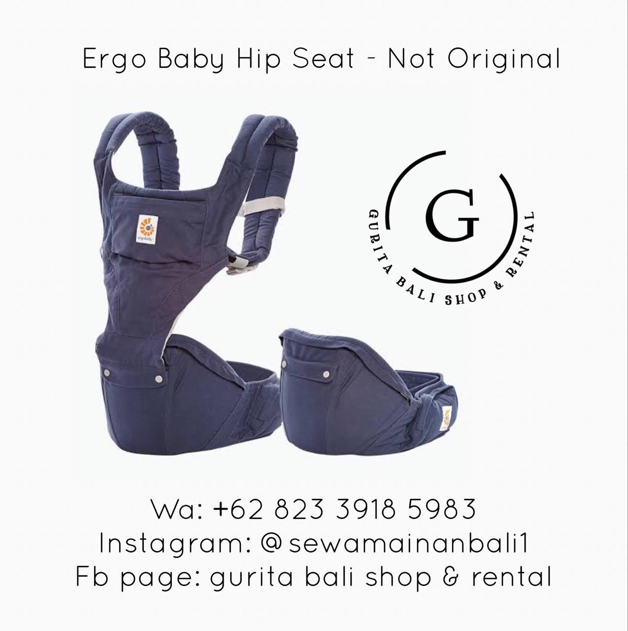 ERGO BABY HIPSEAT - NOT ORI