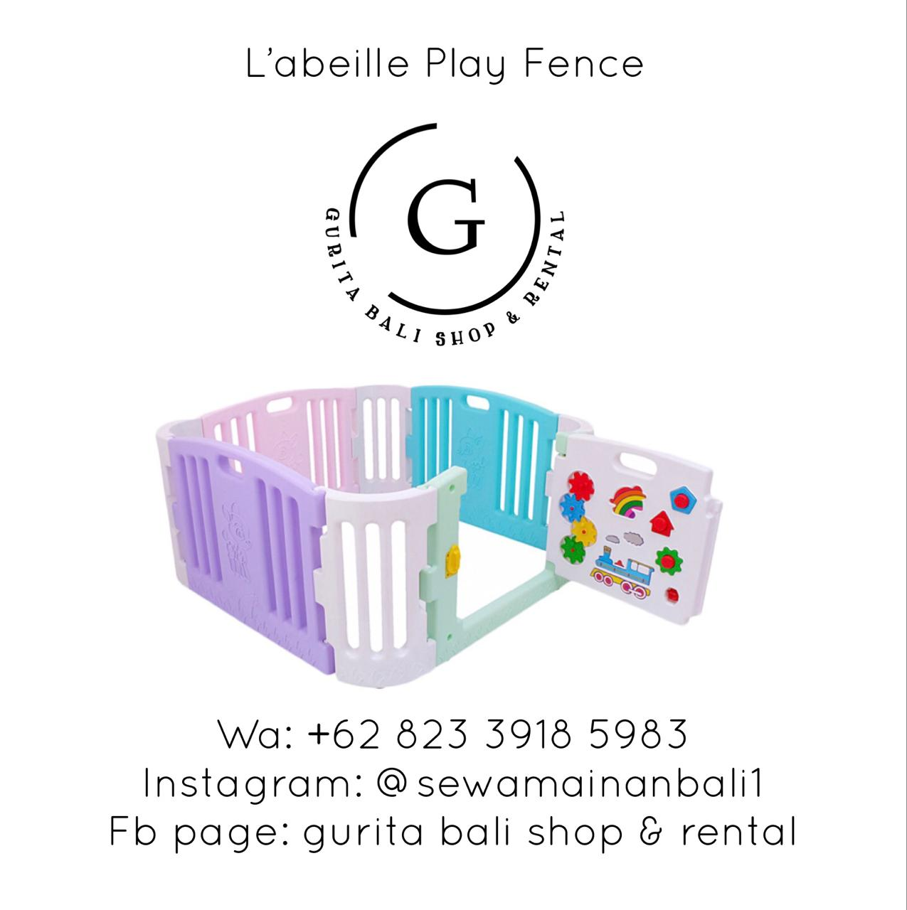 L'ABEILLE PLAY FENCE