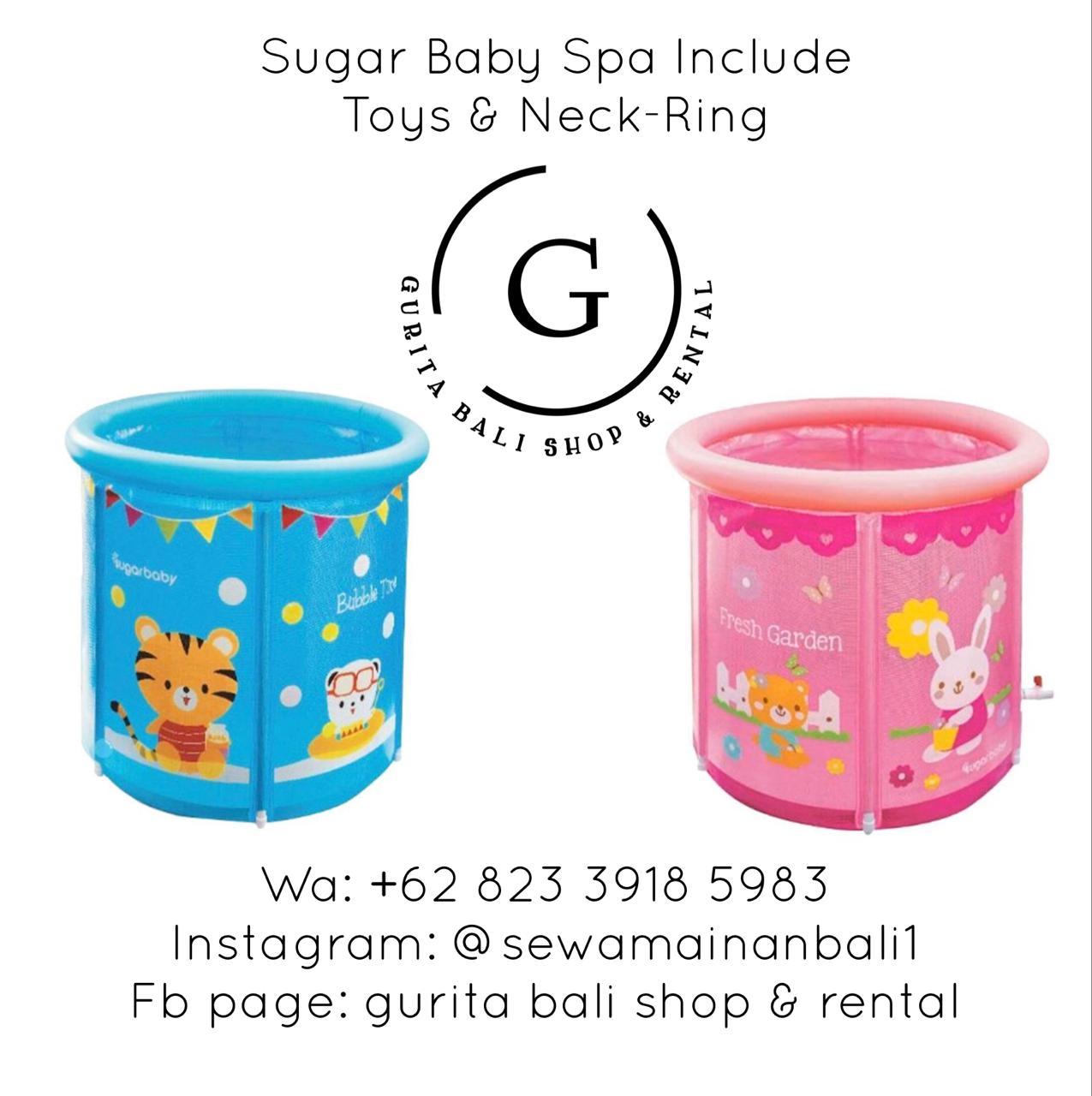 SUGAR BABY SPA PINK 1