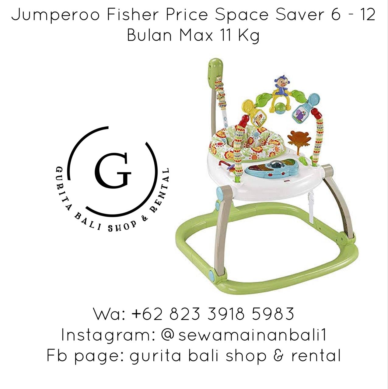 FISHER PRICE SPACE SAVER 2