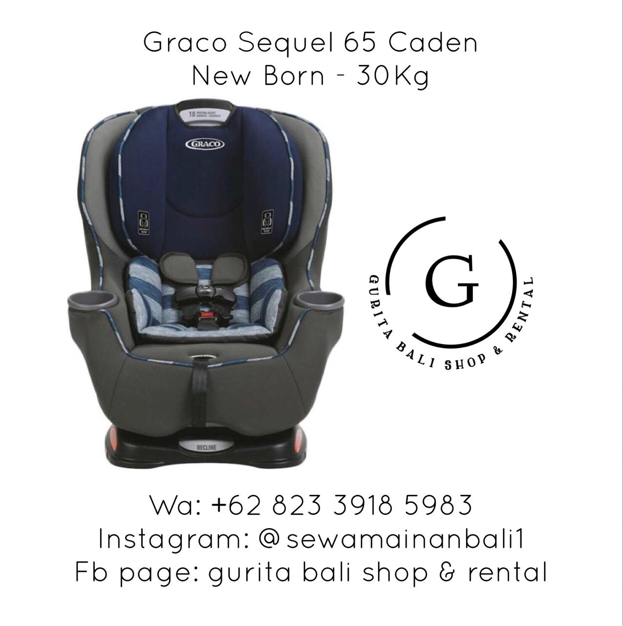 GRACO SEQUEL 65 CADEN (1)