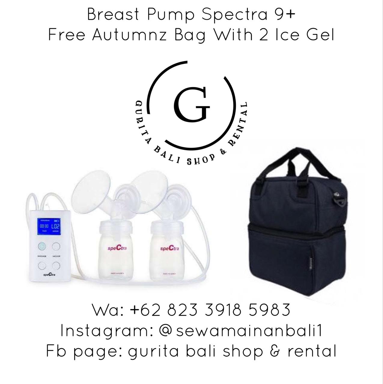 BREAST PUMP SPECTRA 9+ (C)