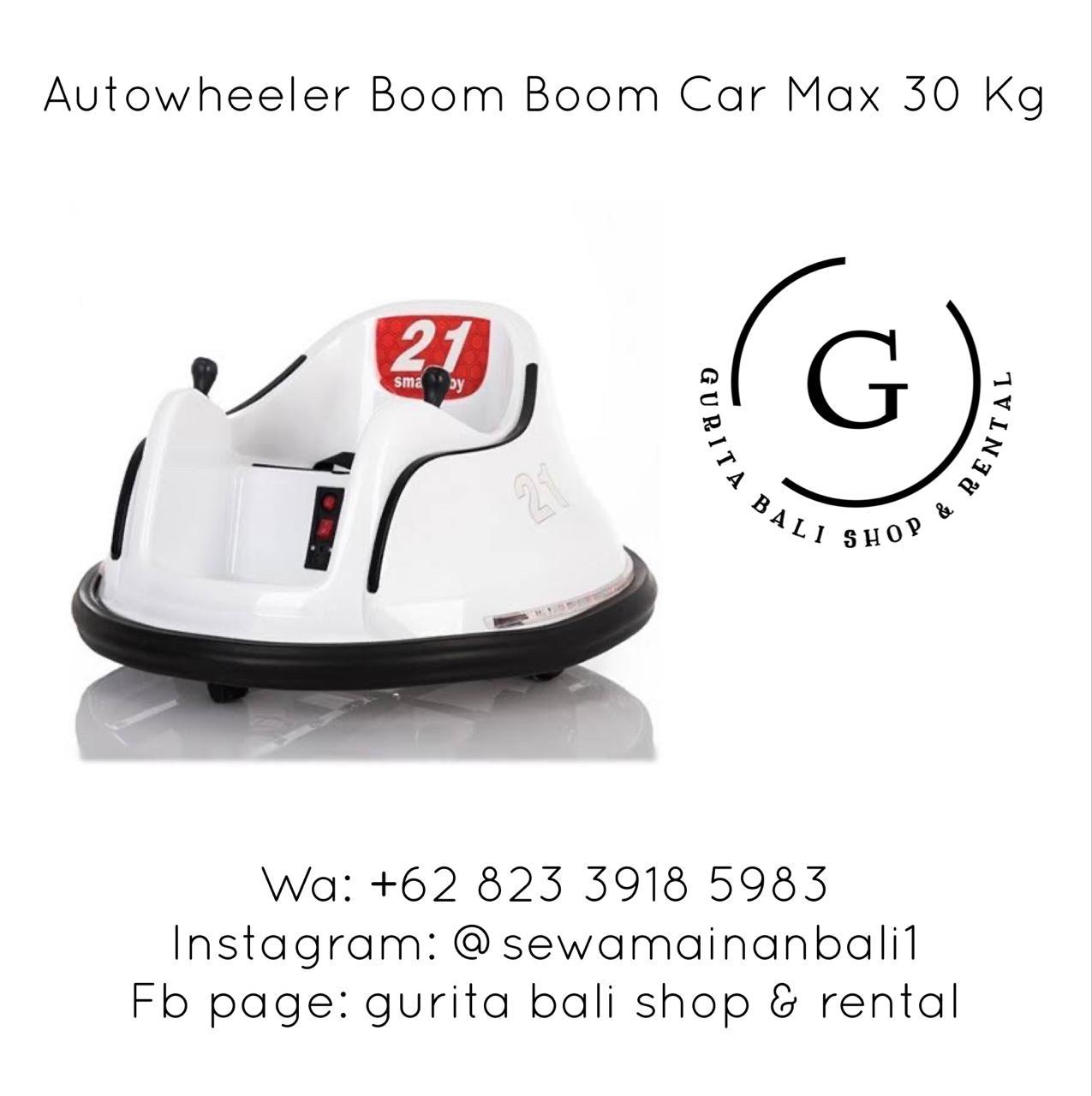 AUTOWHEELER BOOM BOOM CAR 3