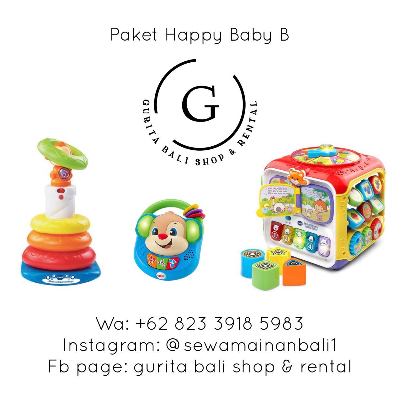 PAKET HAPPY BABY B