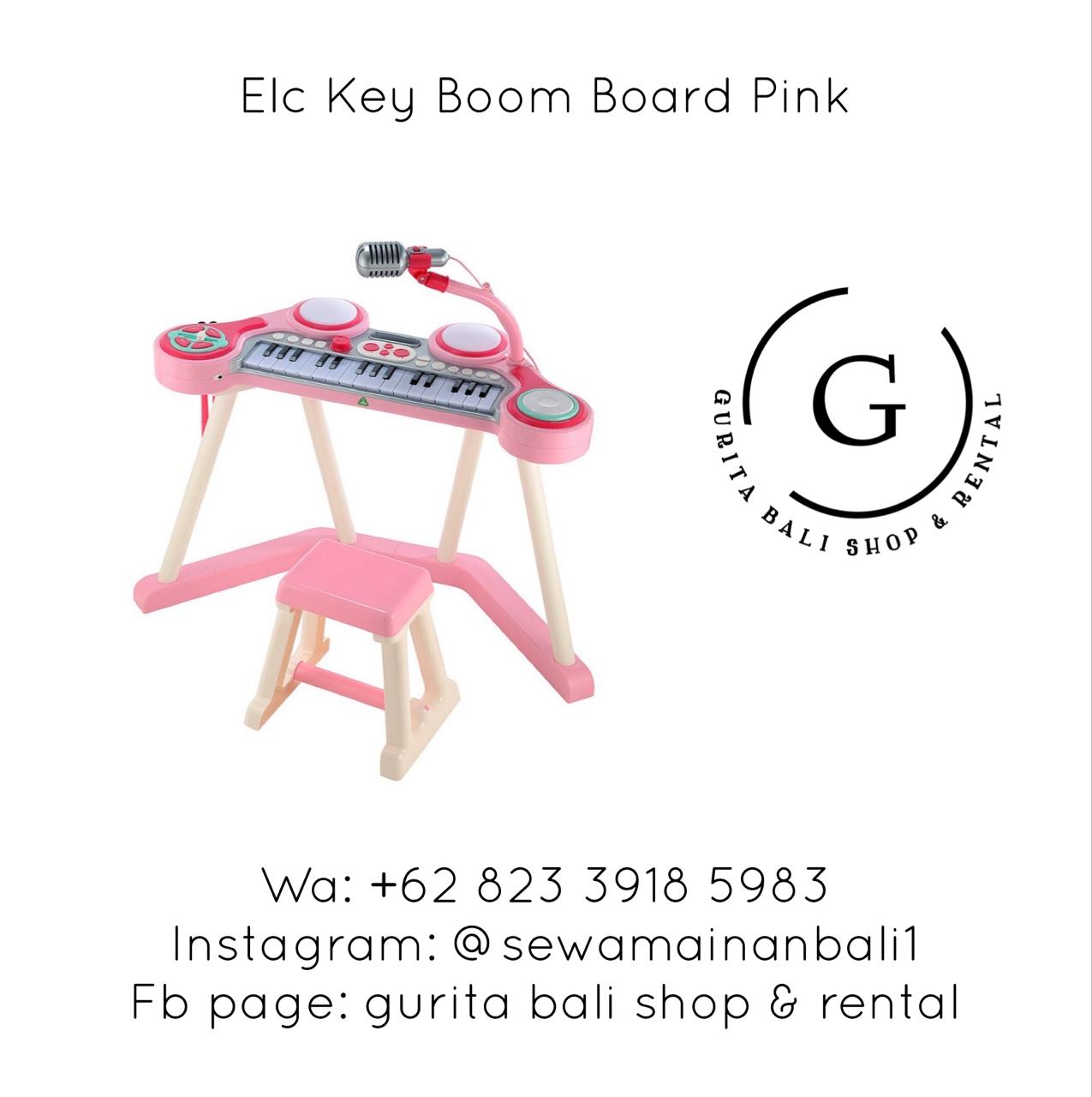 ELC KEY BOOM BOARD 2