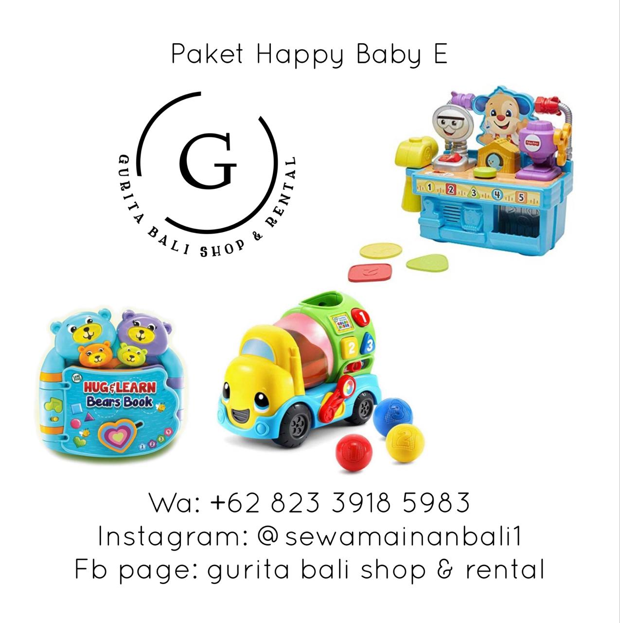 PAKET HAPPY BABY E
