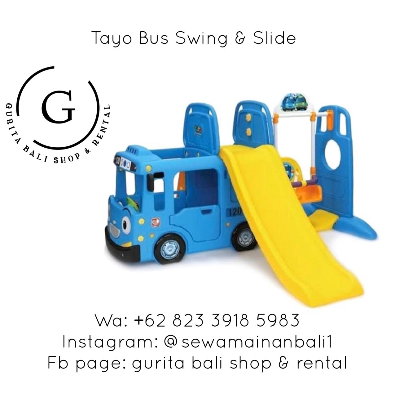 TAYO AND SLIDE ONLY