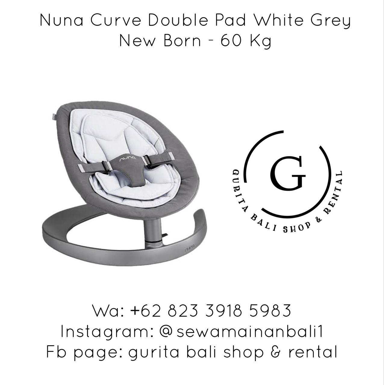 NUNA CURVE DOUBLE PAD 4