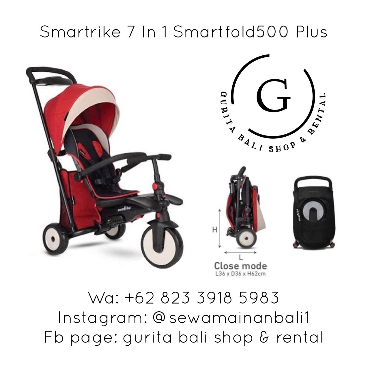 SMARTRIKE 7 IN 1 SMARTFOLD 500 PLUS