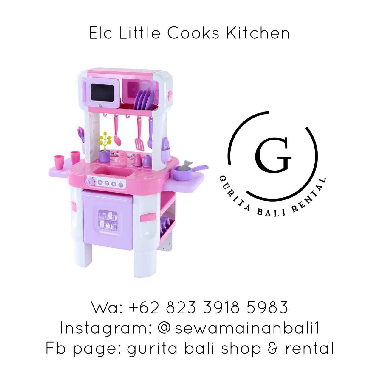 ELC LITTLE COOK KITCHEN 1