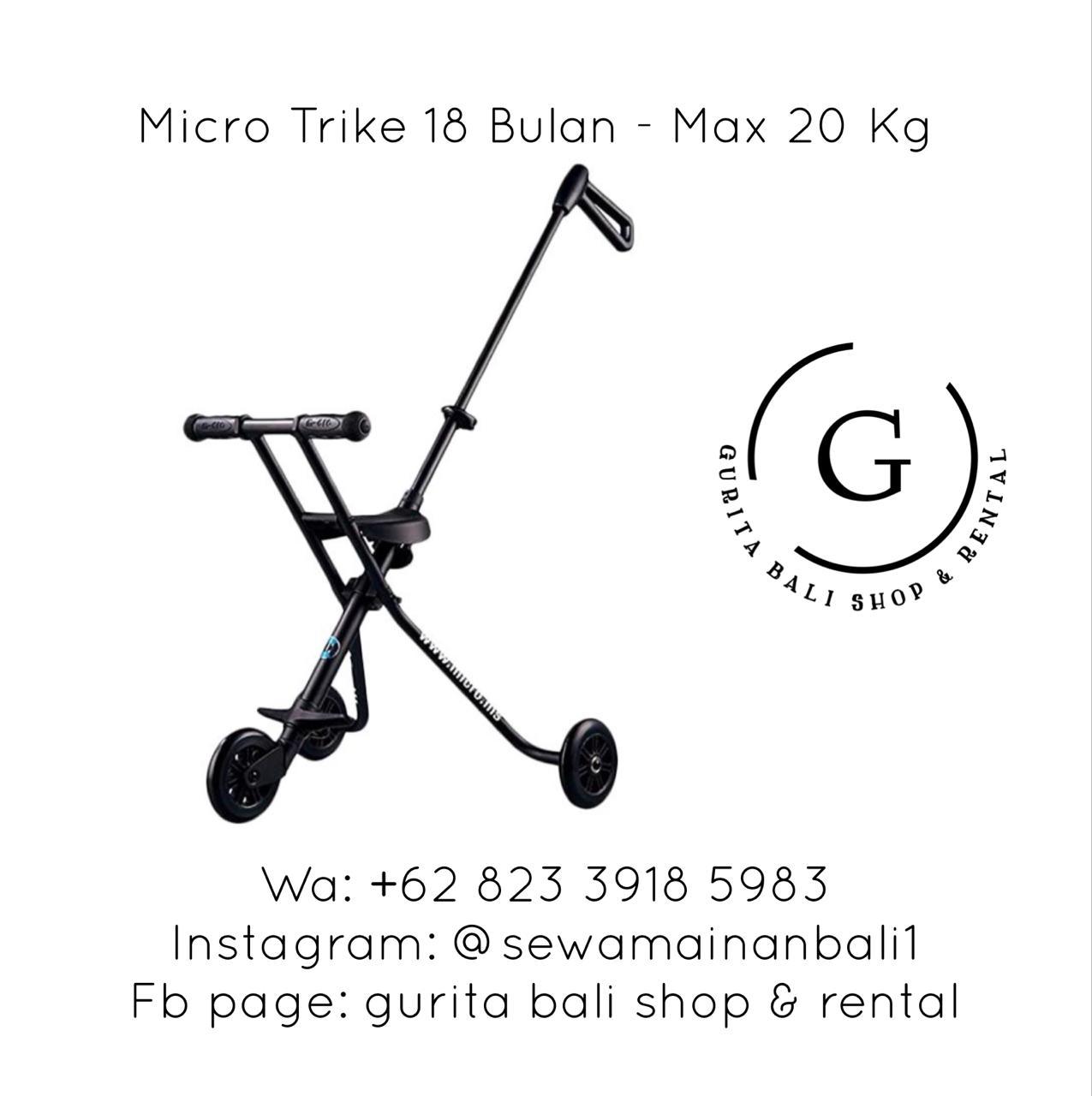 MICRO TRIKE 1