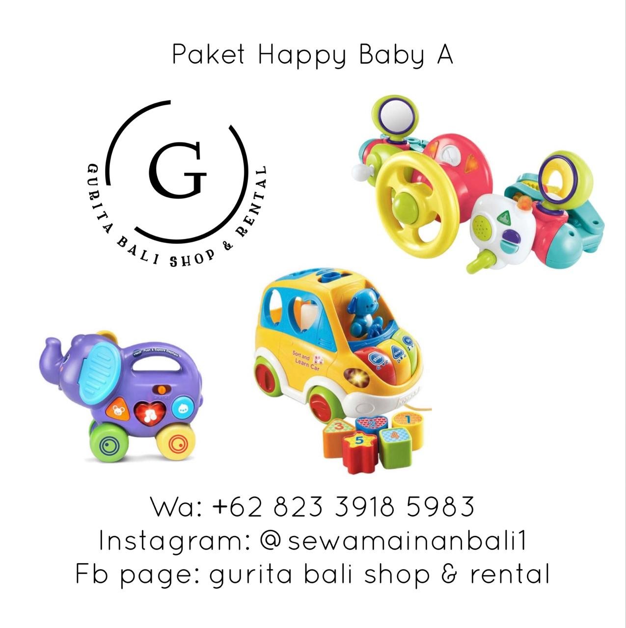 PAKET HAPPY BABY A