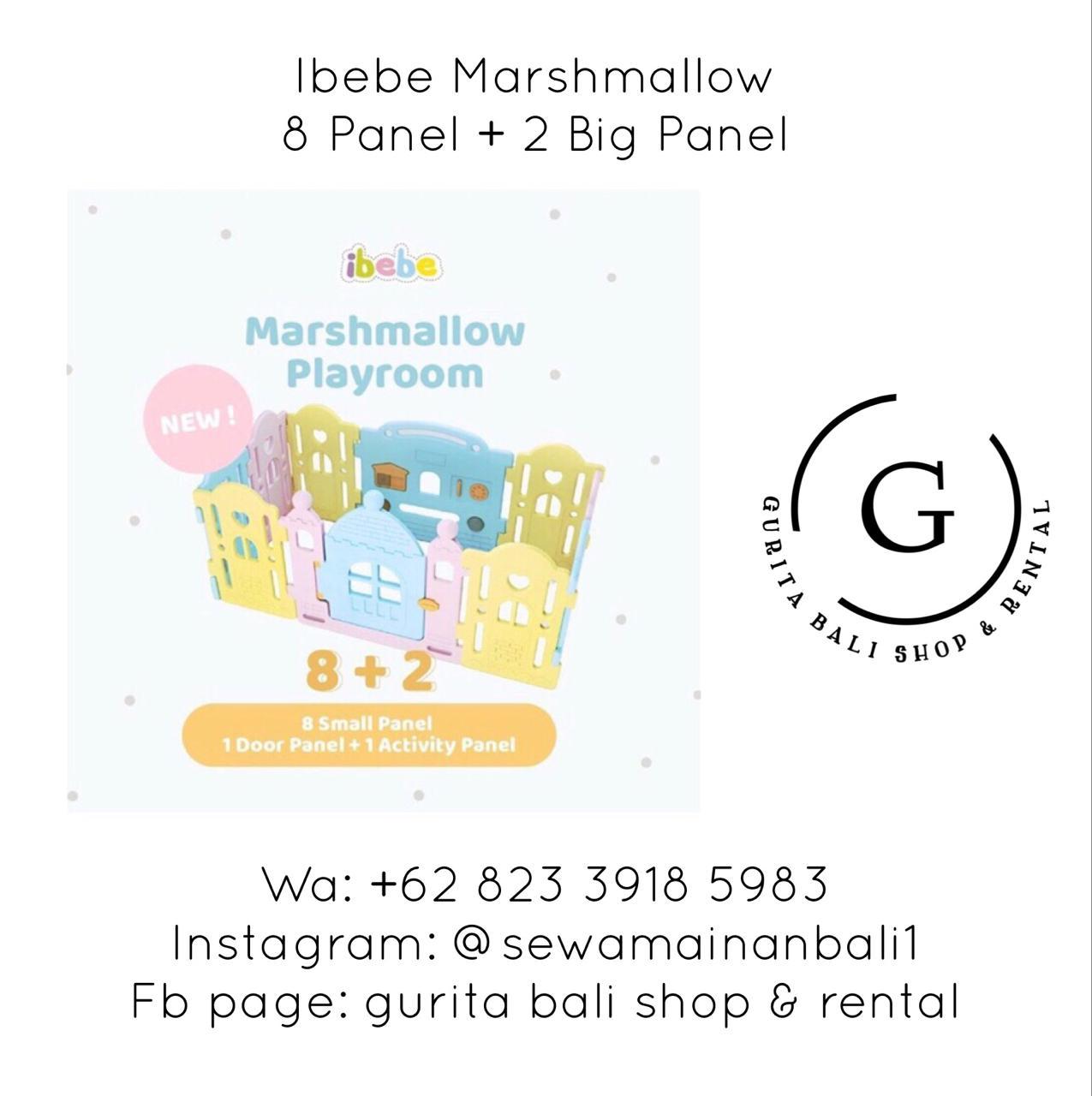 IBEBE MARSHMALLOW 8+2 PANEL (B)