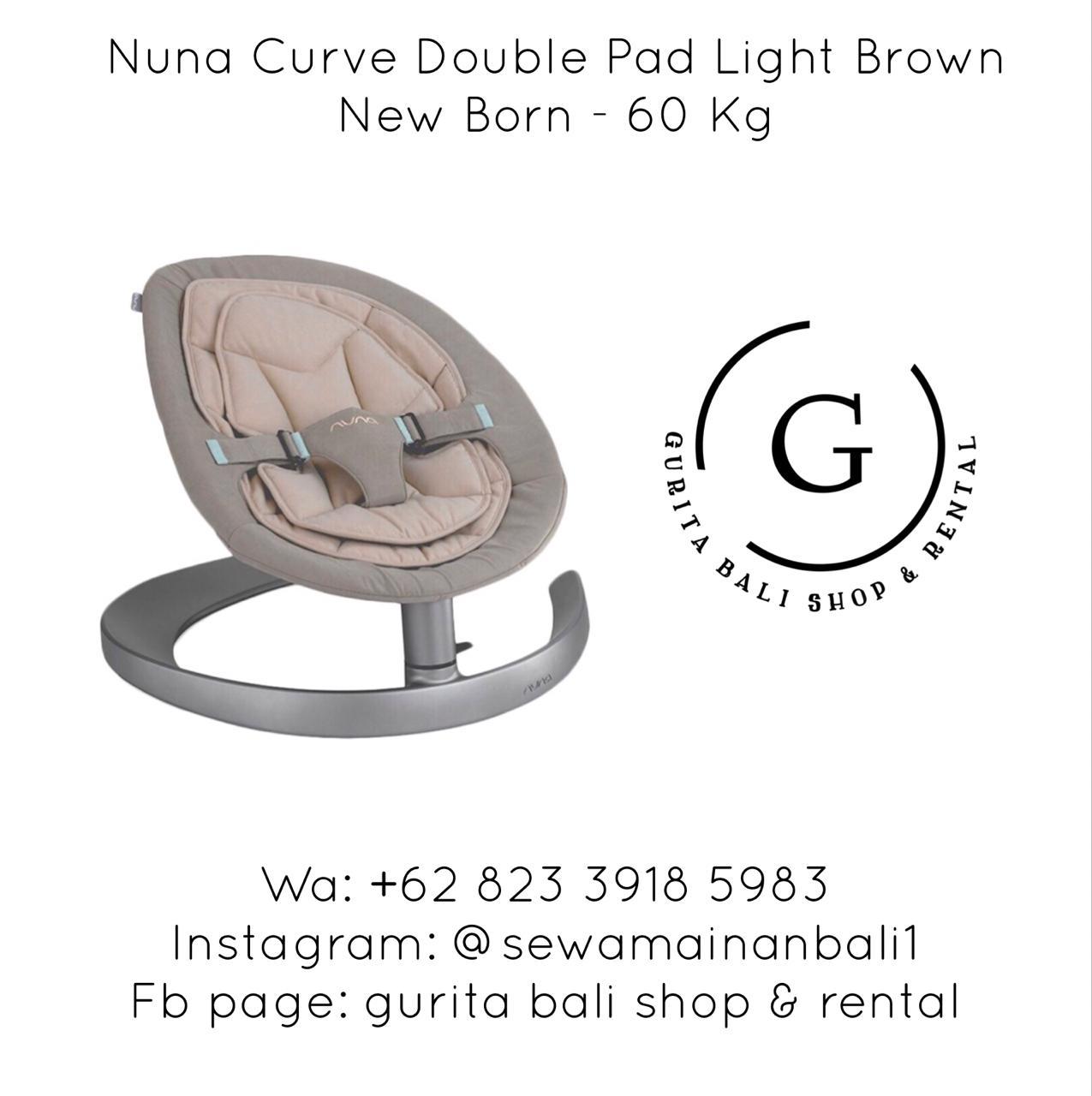 NUNA CURVE DOUBLE PAD 5