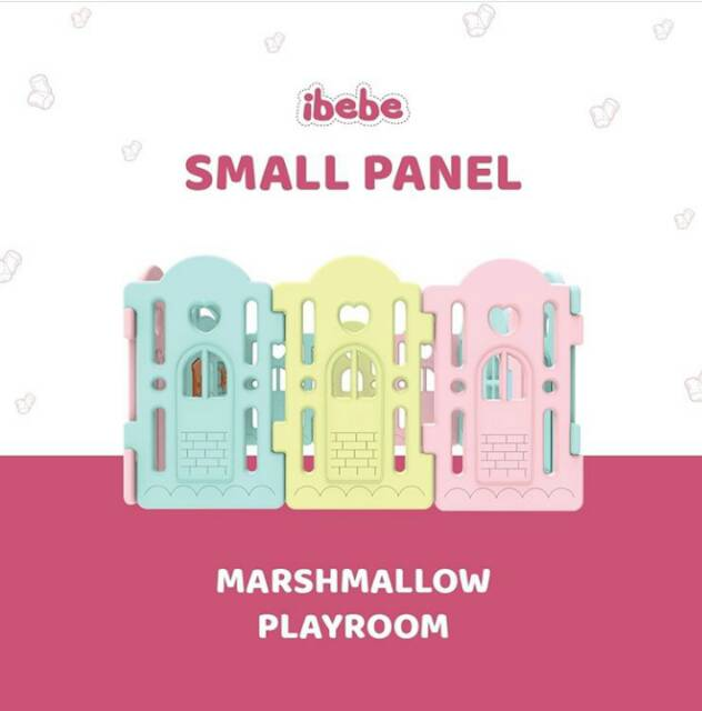 IBEBE MARSHMALLOW ADDITIONAL SMALL PANEL (2 PANEL)