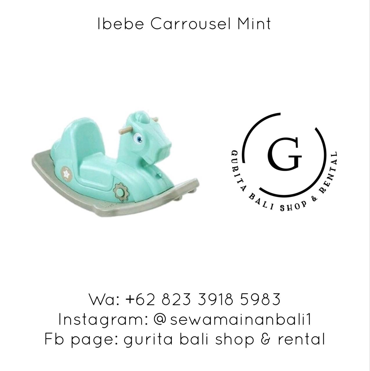 IBEBE CARROUSEL MINT