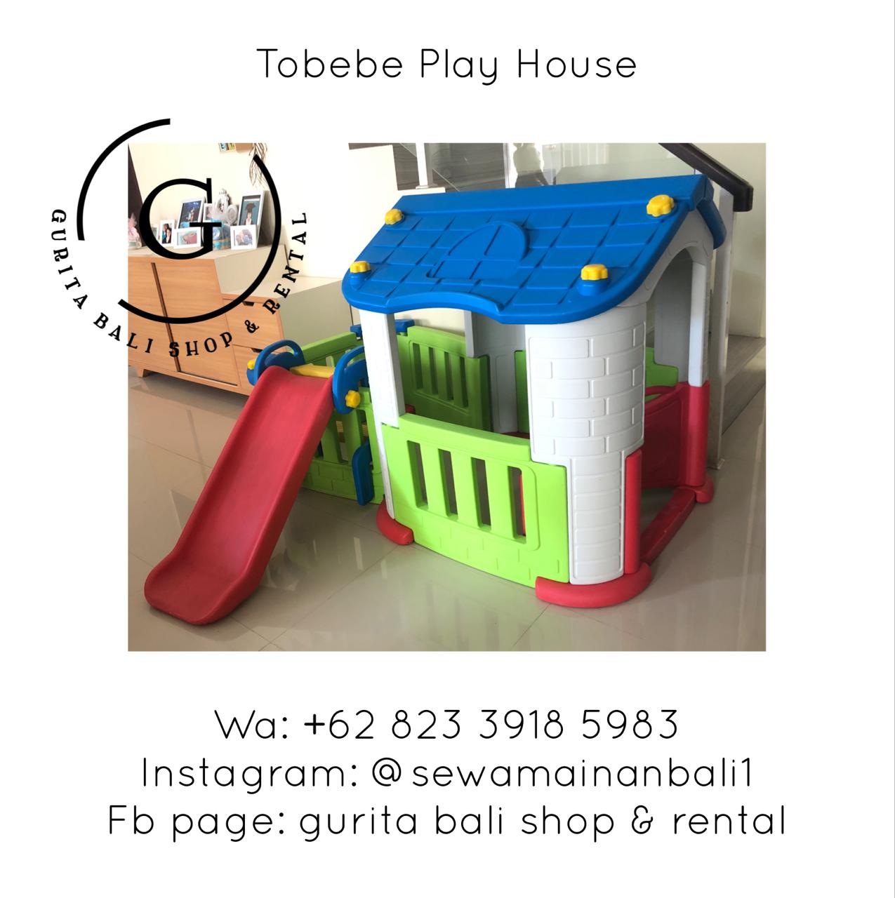 TOBEBE PLAY HOUSE