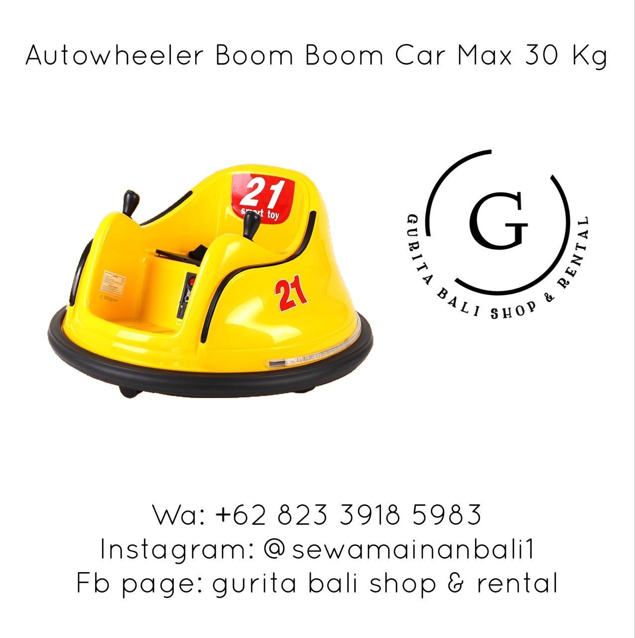 AUTOWHEELER BOOM BOOM CAR 2