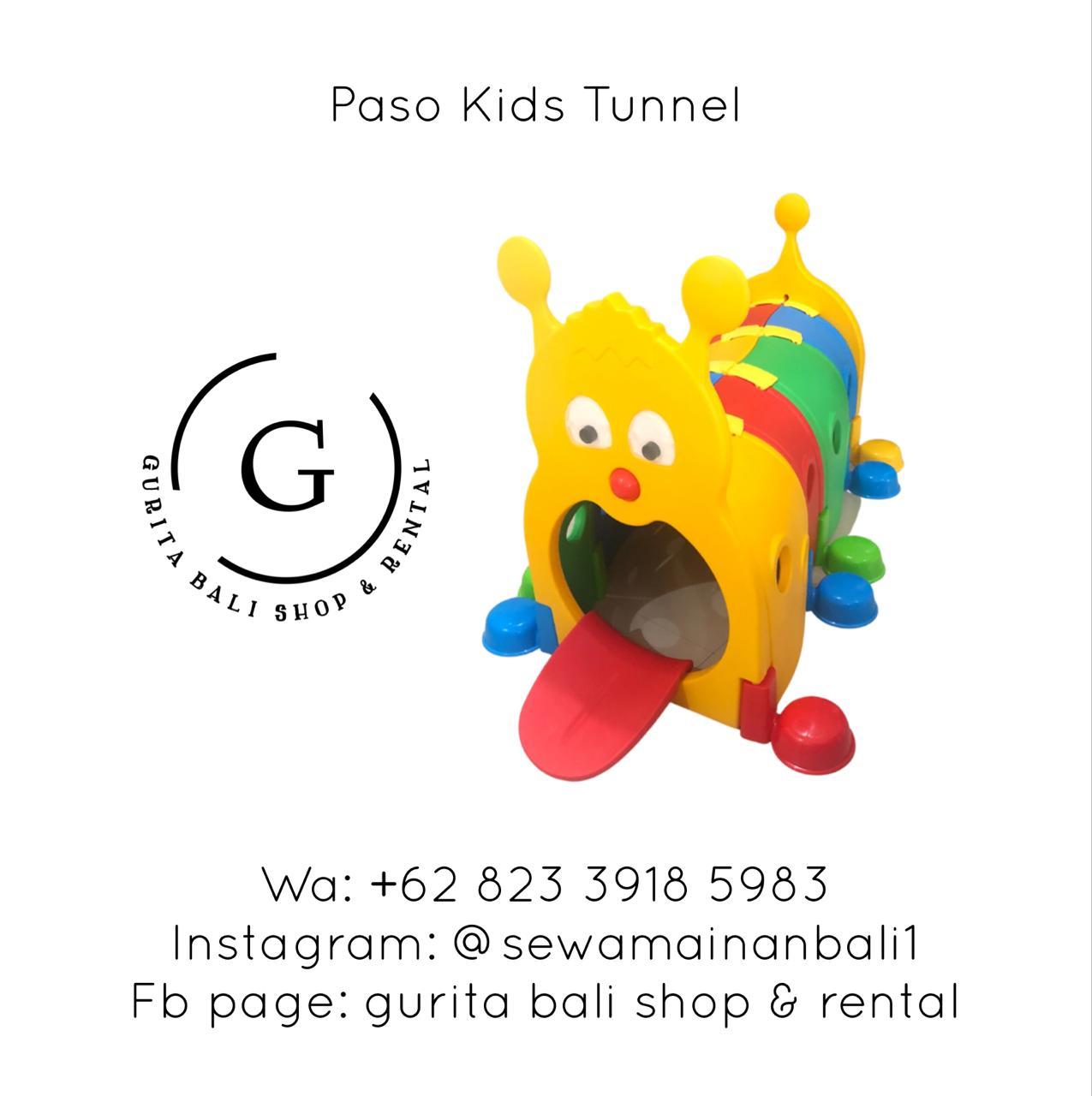 PASO KIDS TUNNEL