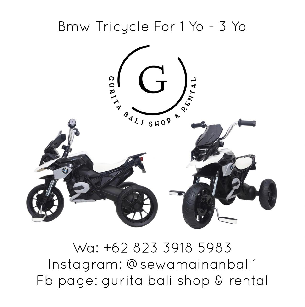 BMW TRICYCLE