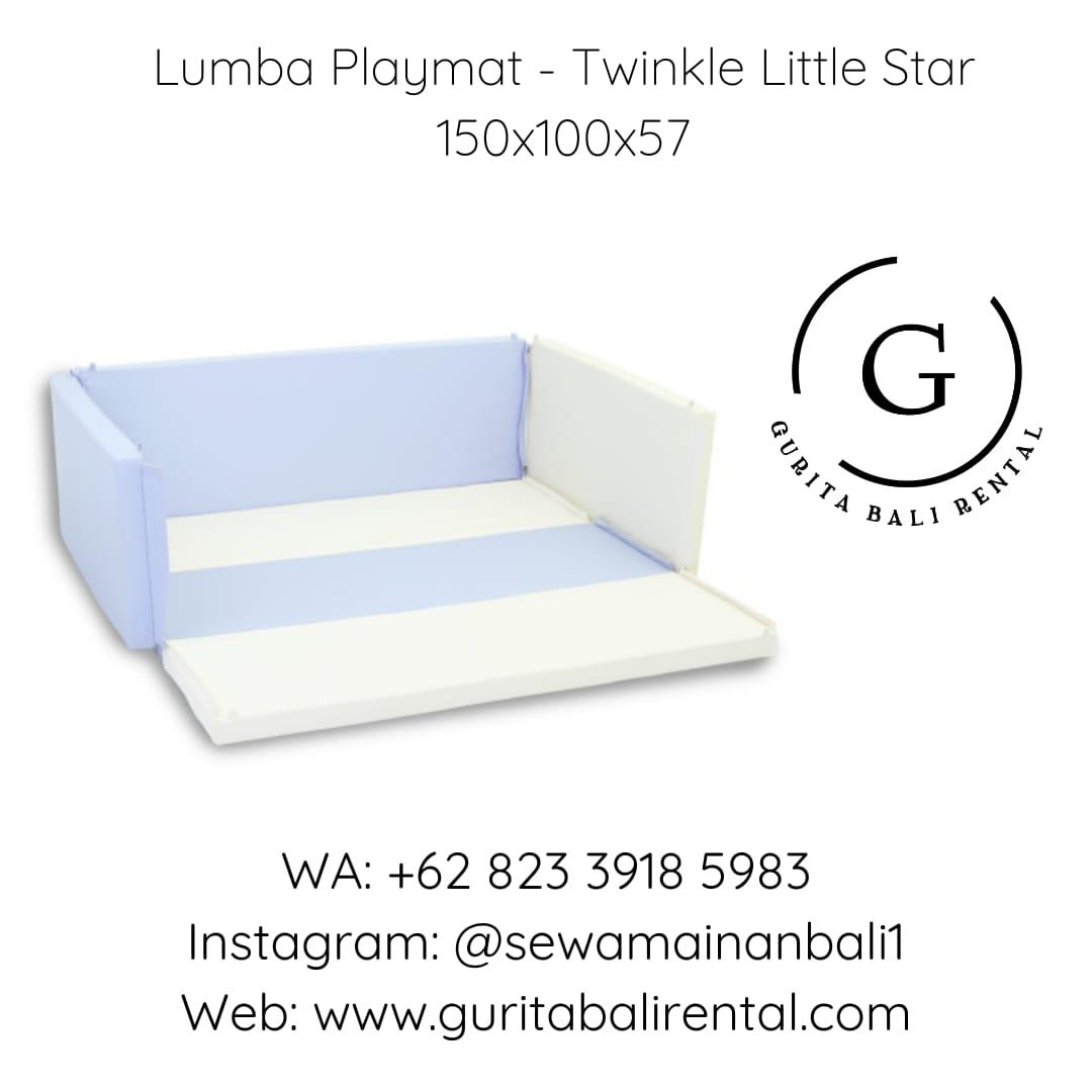 LUMBA PLAYMAT - TWINKLE LITTLE STAR