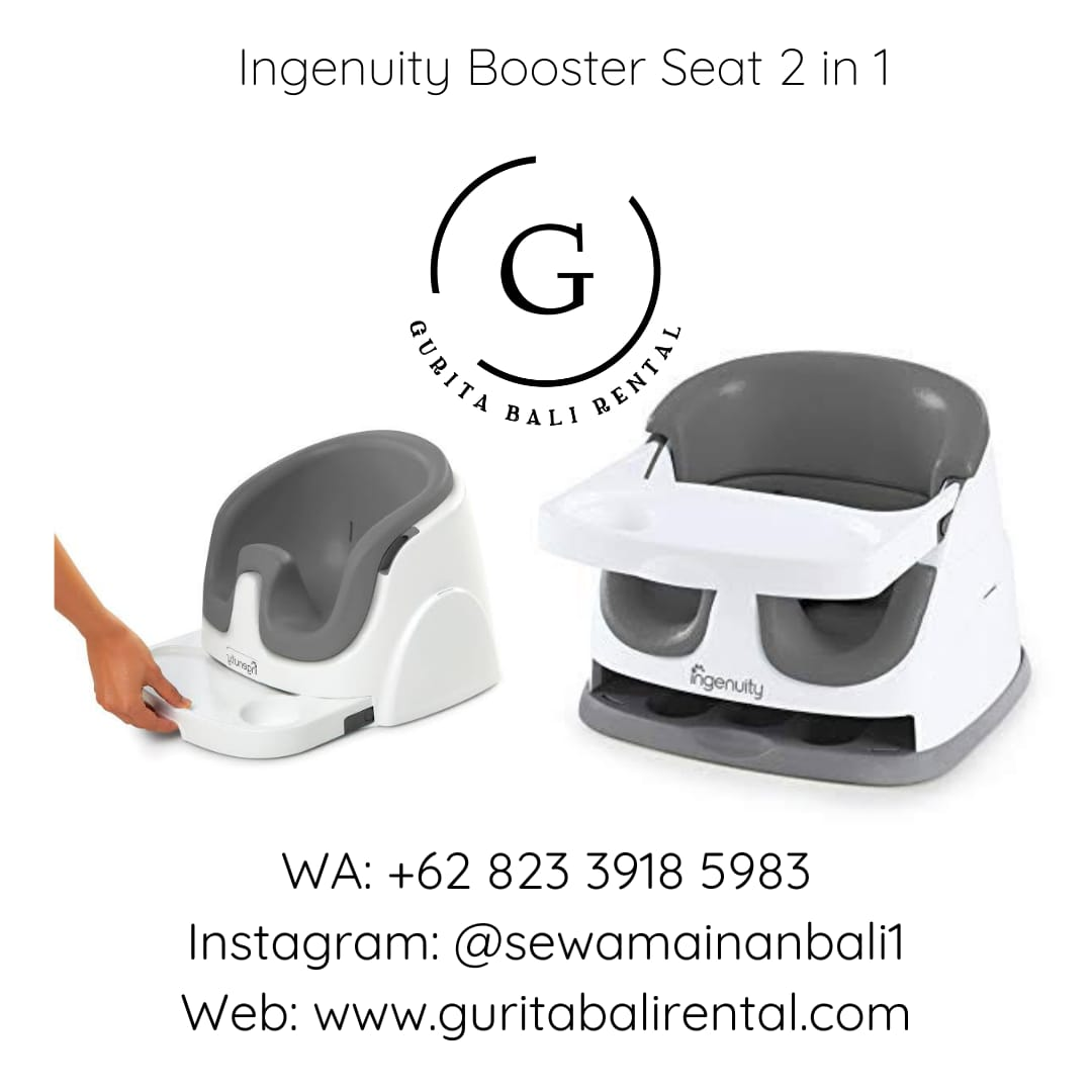 TS-01.04 INGENUITY BOOSTER SEAT 2IN1
