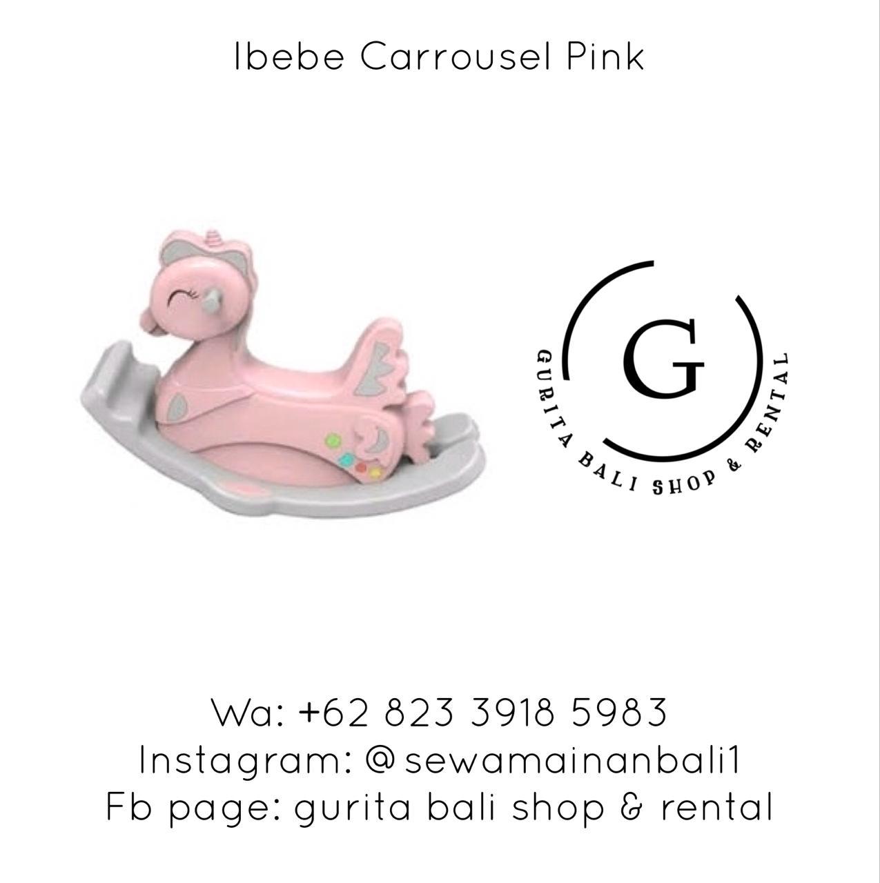 IBEBE CARROUSEL PINK