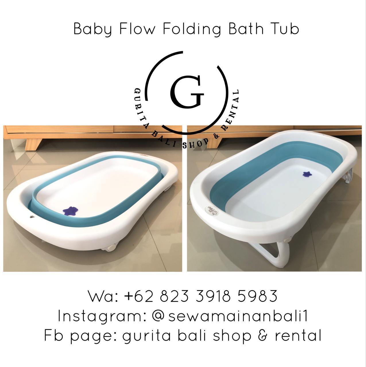 BABY FLOW FOLDING BATH TUB