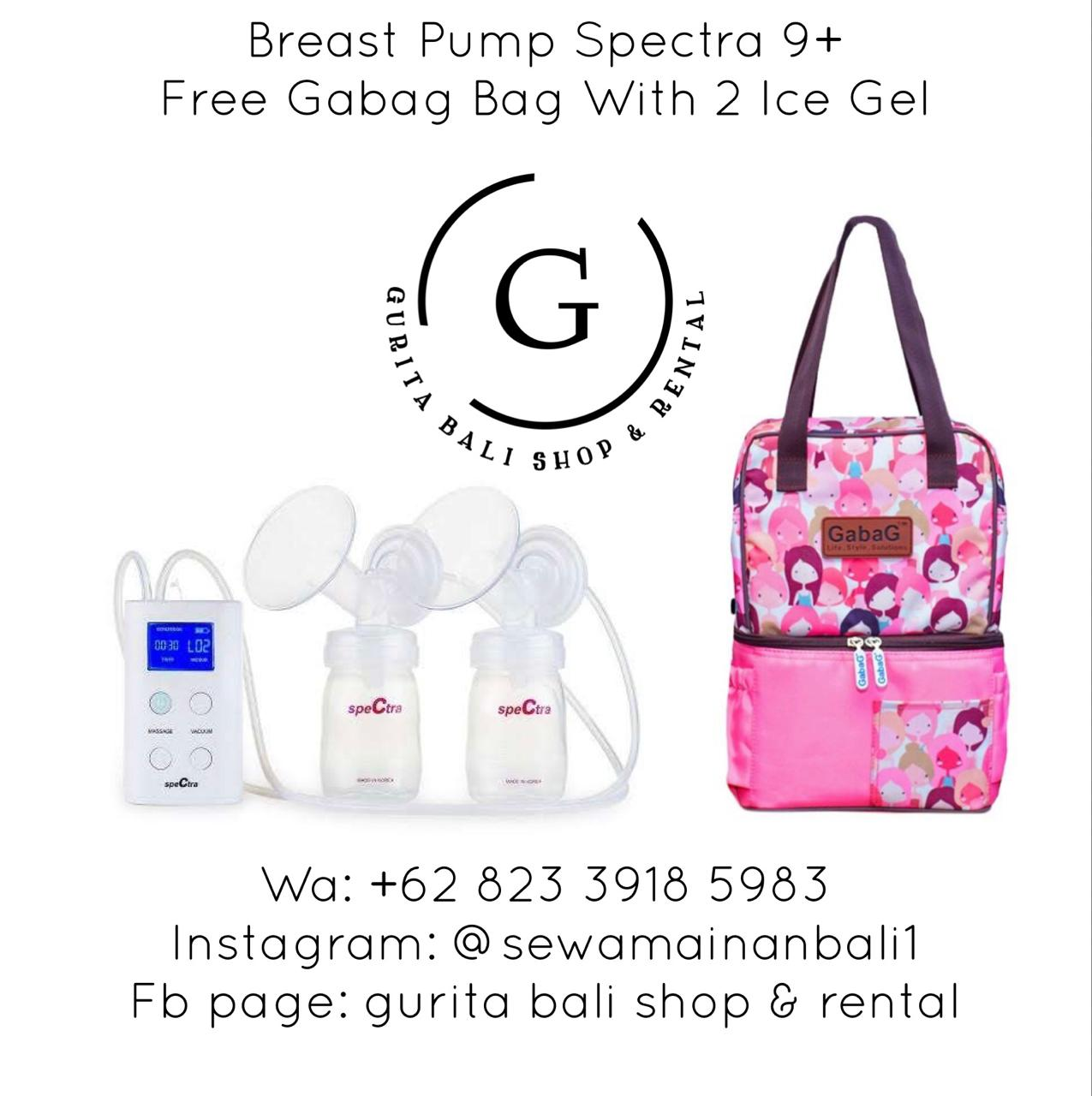 BREAST PUMP SPECTRA 9+ (A)