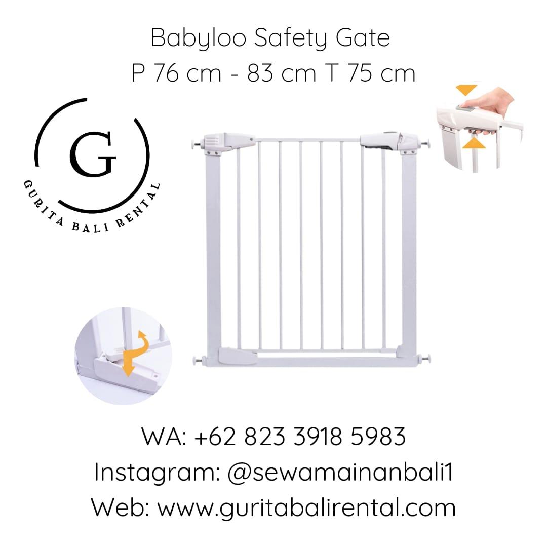 BABYLOO SAFETY GATE 2