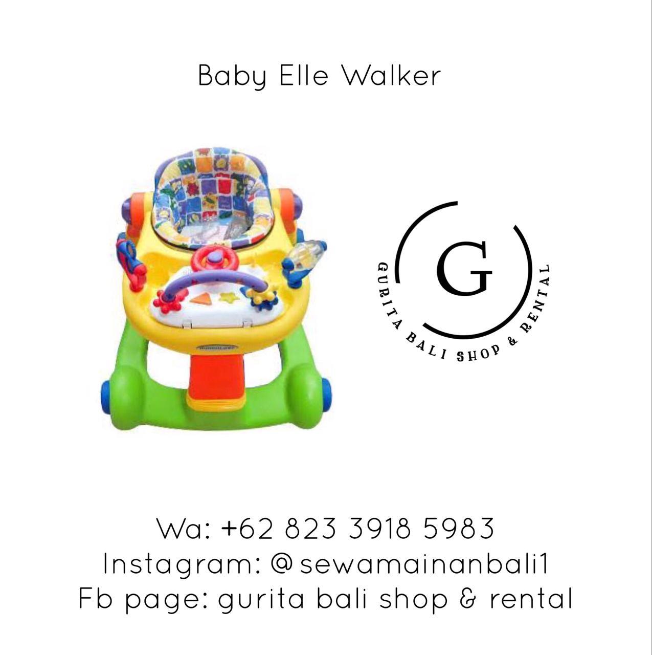BABY ELLE WALKER 1