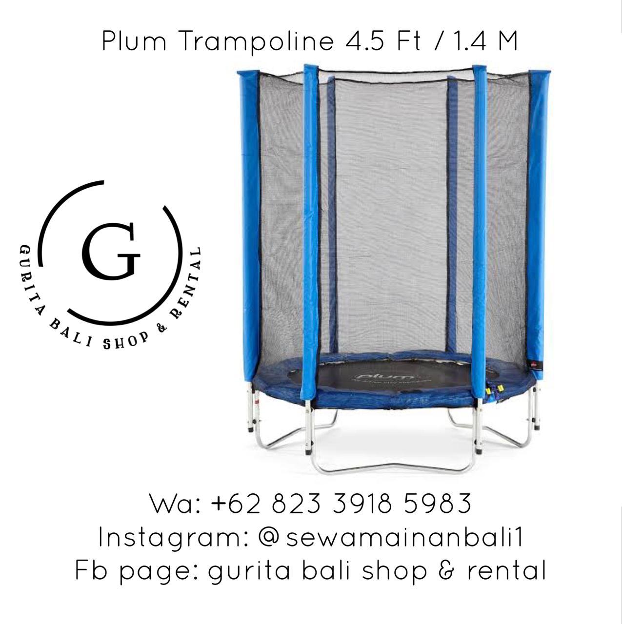 PLUM TRAMPOLINE 1