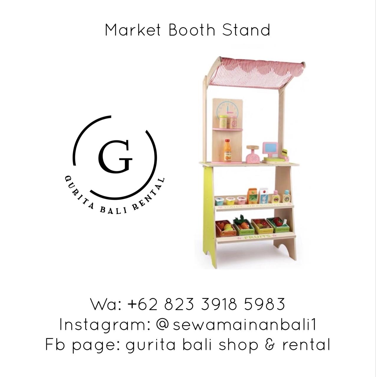 MARKET BOOTH STAND
