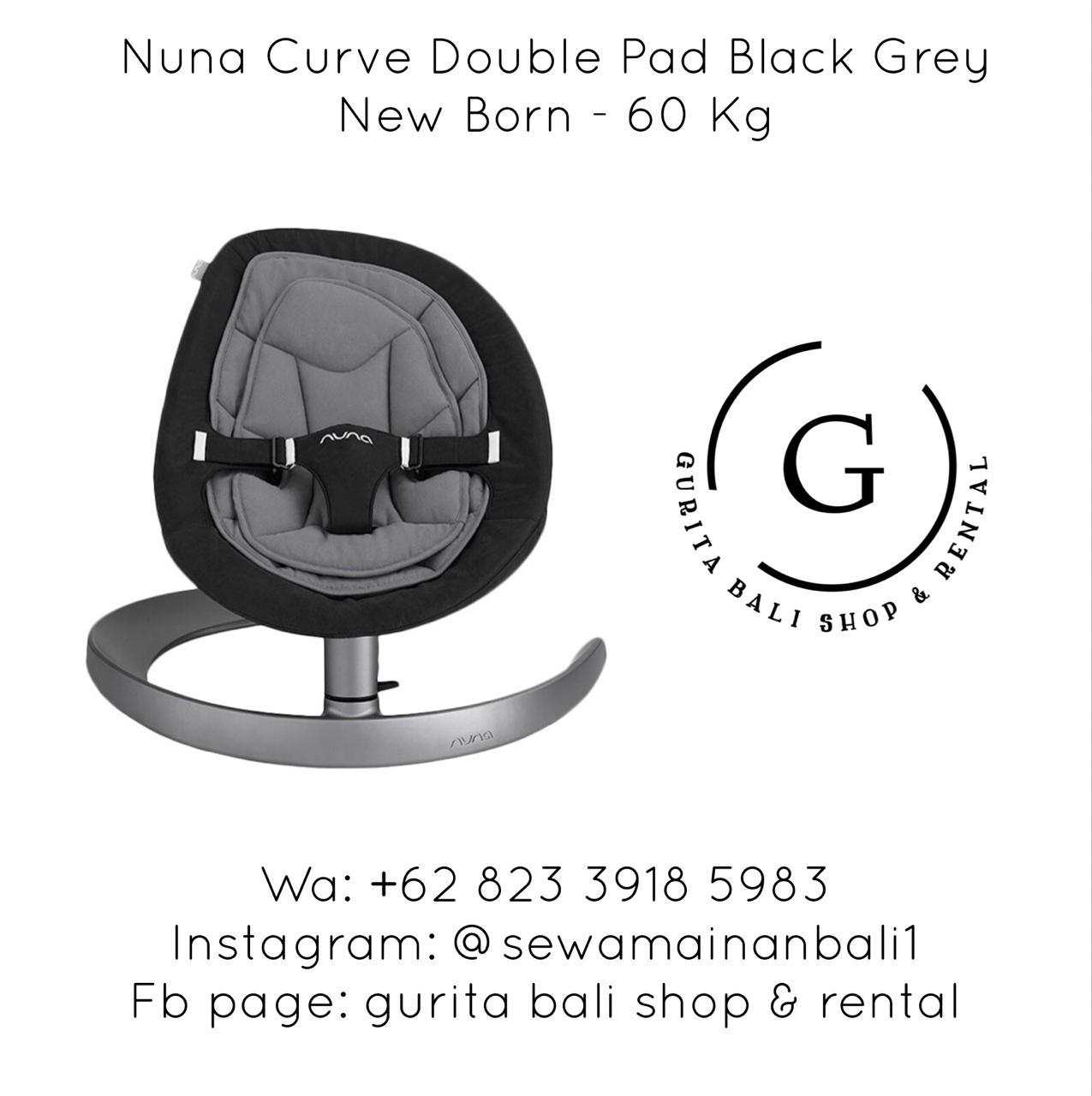 NUNA CURVE DOUBLE PAD 2