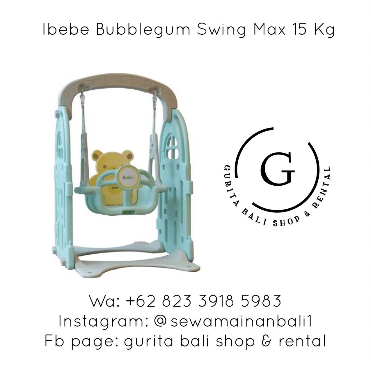 IBEBE BUBBLEGUM SWING ONLY