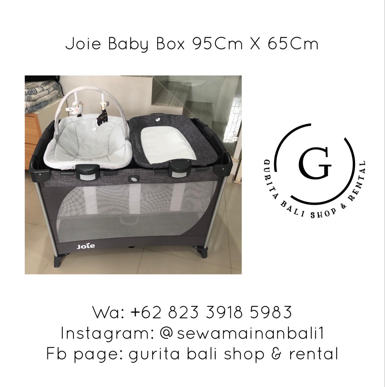 JOIE BABY BOX