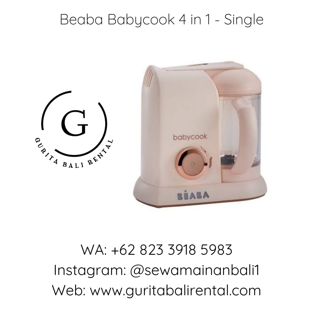TS-01.01 BEABA BABYCOOK 4IN1 SINGGLE