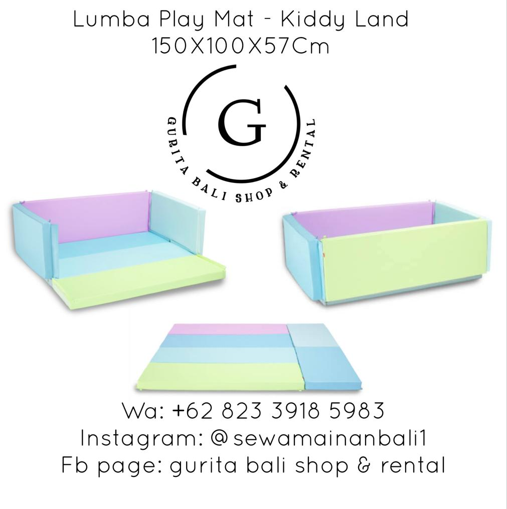 LUMBA PLAY MAT KIDDY LAND